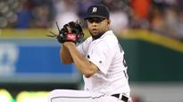 Francisco Rodriguez becomes 6th pitcher to record 400 saves