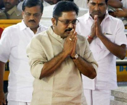 Petition in HC against Dinakaran's candidature for RK Nagar bypoll