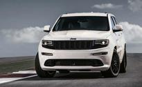 Jeep Celebrates 75th Anniversary by Driving Grand Cherokee SRT Up a Volcano