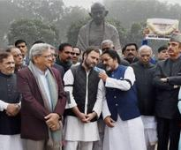 Rahul Gandhi doesn't care for aam aadmi, his party has been stalling Parliament: BJP dares Cong VP to speak on note ban