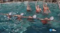 How the 'Hail, Caesar!' water ballet was made