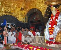 Someone Just Anonymously Donated Diamond Necklaces Worth Rs 92 Lakh At Shirdi Sai Temple