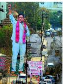 KTR, the new poster boy of TRS