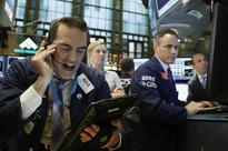 Wall St. loses ground on growth fears, oil slide