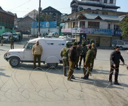 Kashmir shuts down on Afzal Guru's death anniversary