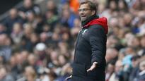 Klopp wants youngsters to learn from painful defeat