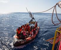 Save the Children's Search-and-Rescue Ship Returns to Sicily with More than 300 Refugees and Migrants after Assisting in Mass Rescue in Mediterranean