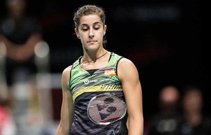 Denmark Open: Saina shocks Marin, Sindhu loses to Yufei