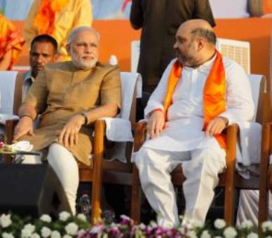 Modi aide Amit Shah appointed BJP in charge of UP