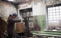 East Ukraine violence surges
