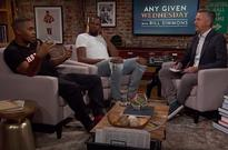 Nas Names the Best NBA Rapper & Vince Staples Talks Patriots on Bill Simmons' 'Any Given Wednesday'