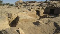 Dozens of Tombs and Mysterious Crocodile Remains Found in Egypt