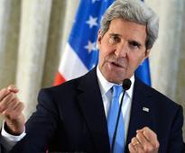 John Kerry reaffirms US security commitment to South Korea, Japan