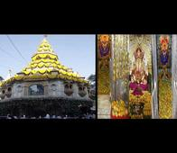 Devotee donates 11,011 mangoes to the deity for the first time in its history.