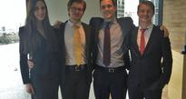 Young guns from UQ, UNSW and ANU off to exotic locales to consult, innovate and moot for Australia