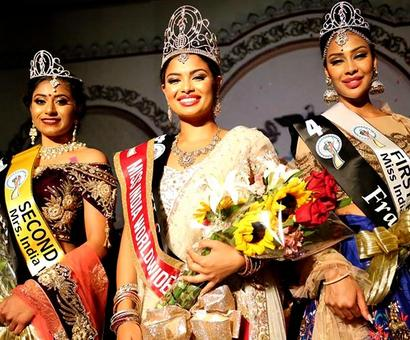 She's gorgeous! Meet the new Miss India Worldwide