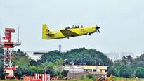 Homegrown Trainer Aircraft takes maiden flight
