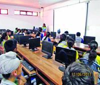 Career guidance workshop held at Heritage School