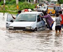 Floods hit Telangana as dams overflow