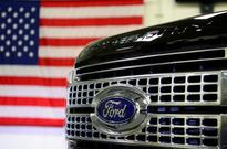Ford to cut 10 percent of its salaried workforce in North America, Asia