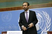 'Lethal escalation' in Syria being readied  - U.N. rights boss