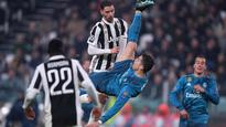 Magical goal: Juventus supporters broke into cheer; didn't expect it, says Cristiano Ronaldo