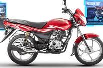 Bajaj Platina 100 ComforTech launched at Rs. 43,241