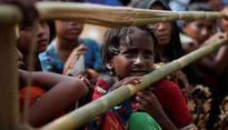 Myanmar minister visits Rohingya camps in Bangladesh