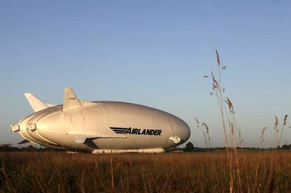 World's biggest aircraft crashes during 2nd test flight in UK