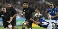 Au revoir: Victor Vito quits NZ for France