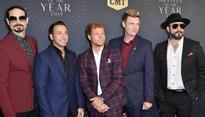 Backstreet Boys to open