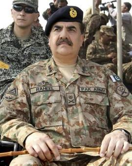 Pak army chief in Afghanistan to revive talks with Taliban