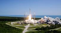 Atlas 5 returns to flight with launch of Navy's MUOS-5