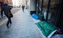 Rough sleeping on rise in Birmingham after cuts to homelessness services