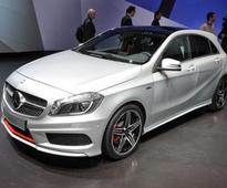 Next-gen Mercedes A-Class to be unveiled at 2018 Geneva motor show