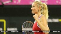 Govortsova, Lapko 2nd at Guangzhou Open
