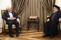 Zarif, Nasrallah discuss regional issues in Beirut