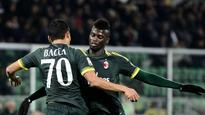 Carlos Bacca, M'Baye Niang continue AC Milan's impressive form