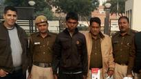 Police arrest credit card cheats operating out of Naxal-infested forests of Jha...
