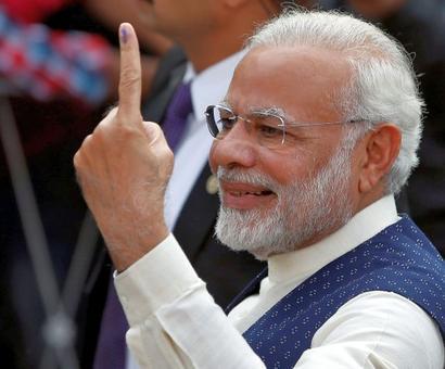 All exit polls predict wins for BJP in Gujarat, Himachal