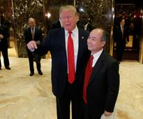 Japan's SoftBank to invest $50 billion in United States