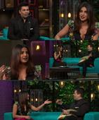From praising Kareena to talking about guys being upfront in the West, this KWK episode with Priyanka was a roller-coaster ride!
