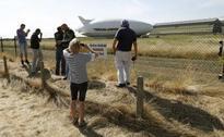 Worlds longest airship crashes