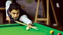 Pankaj Advani back in the frame