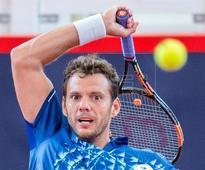 Cuevas beats Mathieu, reaches German Open semifinals