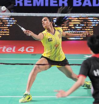 Premier Badminton League season 2 from Jan 1-14