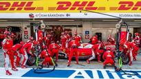 F1 - Mercedes surprised by Ferrari's lack of pace