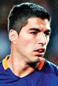 Suarez is doubtful for Copa