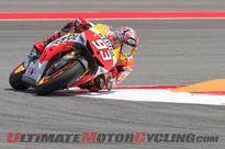 2013 Austin MotoGP | Results from Circuit of the Americas
