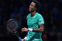 Gael Monfils replaced by David Goffin at Tour Finals